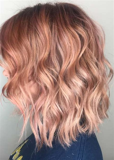 Is Rose Gold Haircolor The Same As Strawberry Blonde Haircolor | is rose gold haircolor the same as strawberry blonde