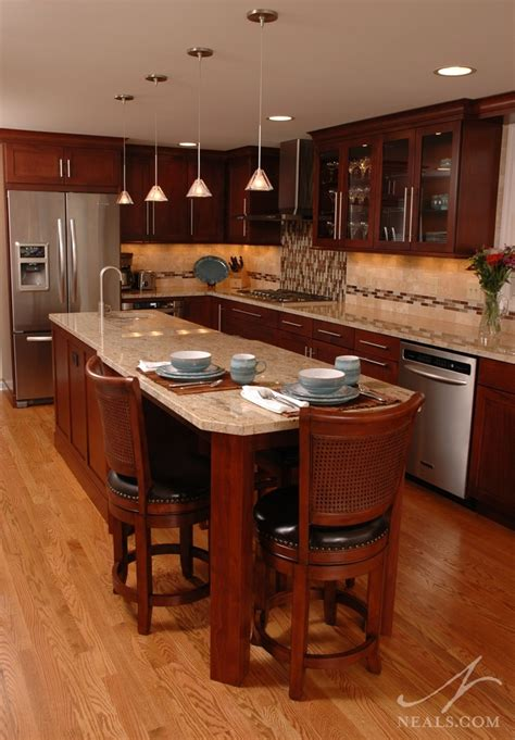 kitchen islands with seating and storage narrow island islands and peninsulas in the kitchen