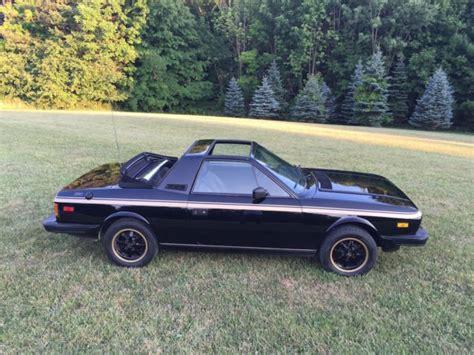 1981 Lancia Zagato Lancia Zagato Special Edition 1981 Black Gold For Sale