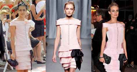 Who Wore Chanel Better by Frills And Thrills Who Wore Chanel Better