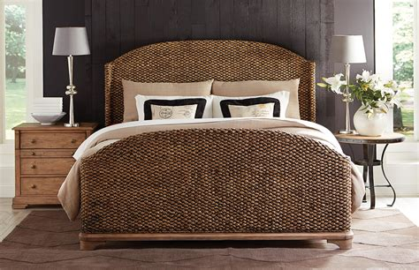 seagrass beds riverside furniture sherborne king woven seagrass bed