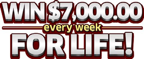 Pch 5000 A Week For Life Entry - www pch com actnow pch 7 000 a week for life sweepstakes