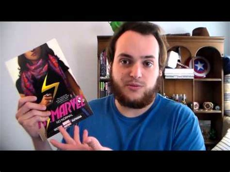 ms marvel volume 1 no normal ms marvel vol 1 no normal review