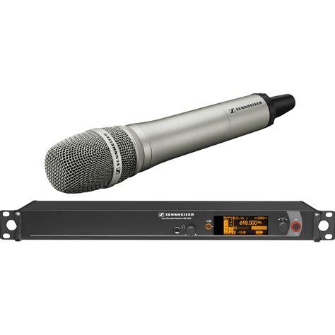 Mic Microphone Sennheiser Skm 3000 Vokal Artis sennheiser 2000 series single handheld wireless 2000h1 204ni b