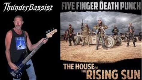 Five Finger Punch House Of The Rising Sun Mp3 by House Of The Rising Sun Five Finger Punch Laut