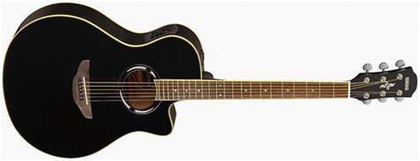 Gitar Akustik Elektrik Yamaha Apx New Wood 6 pilihan gitar akustik yamaha yang berkualitas