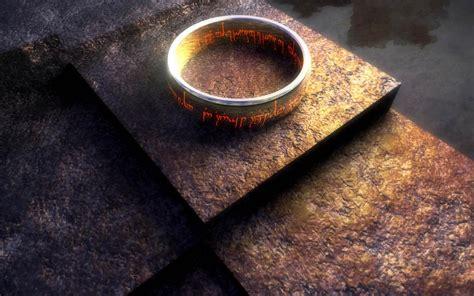 wallpaper mac lord of the rings precious ring lord rings lotr desktop hd wallpaper hd