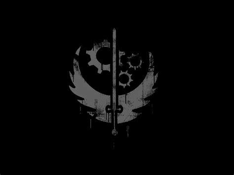 Brotherhood Of Steel Logo Wallpaper