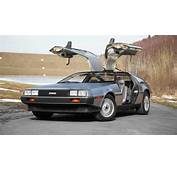 1983 DeLorean DMC 12 Is A Mint Condition €56900 Time Capsule