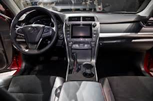 2015 Toyota Interior 2015 Toyota Camry Interior Photo 14