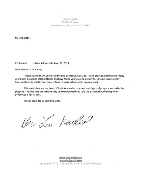 Surgery Resume Sle by Dental Clearance Letter From Dentist Sle 28 Images Sle