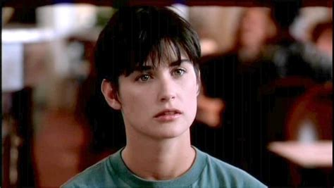 demi moore haircut in ghost the movie beware fake faces aura reading shows why rose rosetree