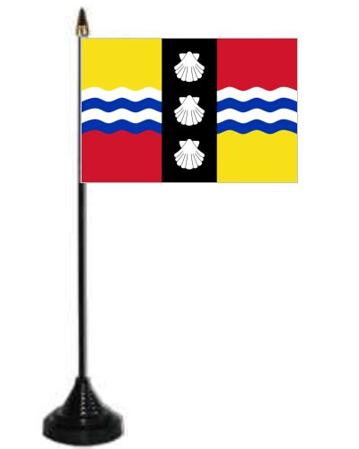 desk flag stand bedfordshire desk table flag with plastic stand and base