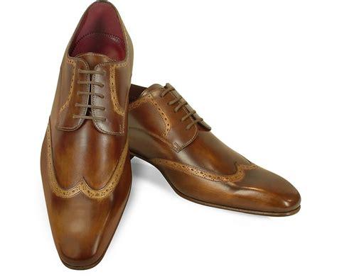 fratelli borgioli handmade light brown italian leather