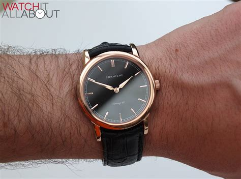 corniche watches price corniche heritage 40 review it all about