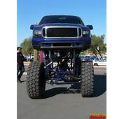 Lots Of People In Arizona Drive Lifted Trucks But To Lift A Truck