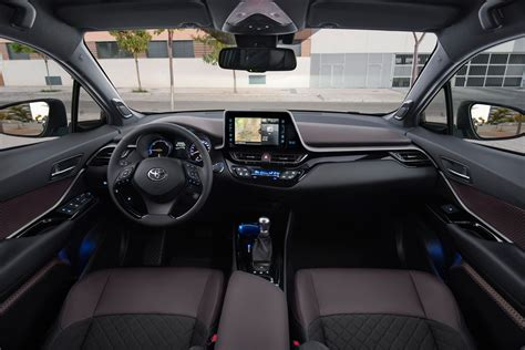 toyota chr interior toyota c hr 2016 review pictures auto express