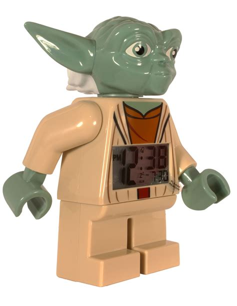 Yoda Ori Lego Minifigure Starwars lego wars yoda minifigure clock best educational infant toys stores singapore