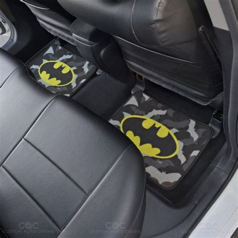 Batman Car Floor Mats by Dc Comics Batman Floor Mats For Car Suv Truck 4