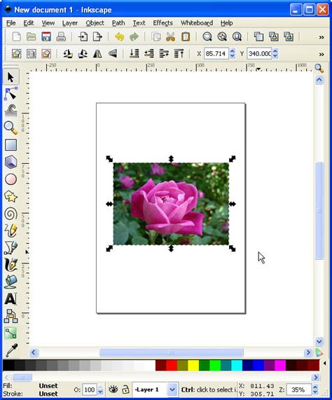 inkscape rose tutorial inkscape how to place one image inside another clipping
