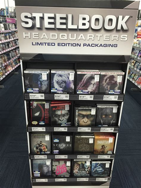 Steelbook Divergent Best Buy these fox steelbooks are exclusively at best buy hi def