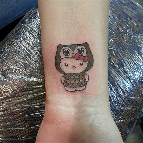 hello kitty tattoos the cutest most creative hello tattoos how to get