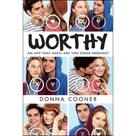 worthy of books worthy by donna cooner reviews discussion bookclubs lists