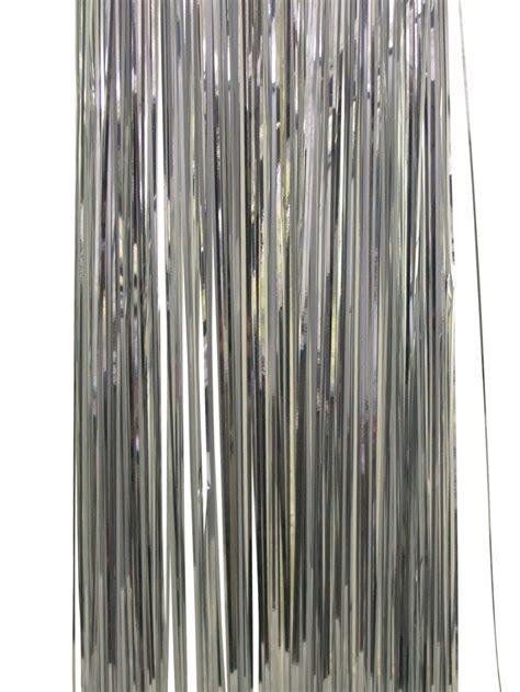 tinsel lametta silver lametta tinsel icicles 300 strands