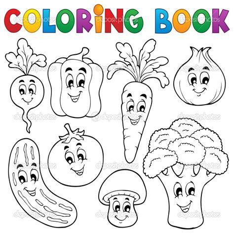 imagenes animadas de frutas y verduras dibujos para colorear de frutas y verduras animadas