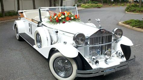 rolls royce vintage convertible 1930 touring rolls royce convertible party bus and limo