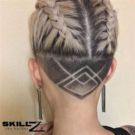 pattern head tattoo 25 best ideas about shaved head designs on pinterest