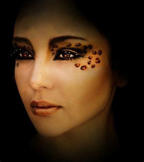 leopard makeup tutorial 67 best images about face painting on pinterest face