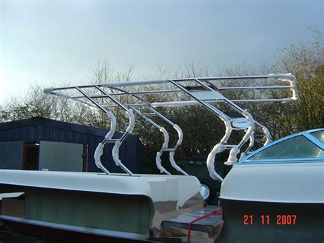 boat canopy stainless steel canopy fabrication canopy perth western australia