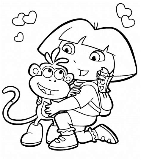 preschool coloring pages disney coloring pages free coloring pages for preschool