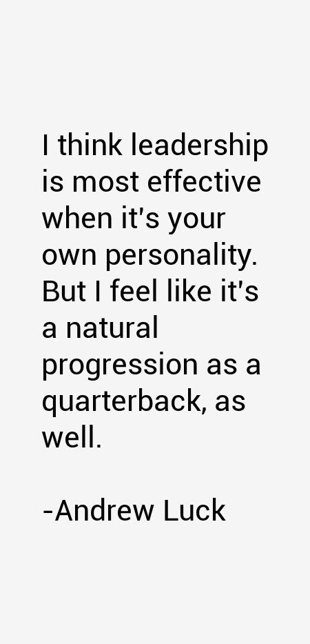 andrew luck quotes sayings