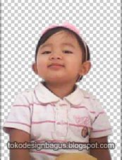 cara edit foto transparan photoshop tutorial cara membuat background transparan efek tembus