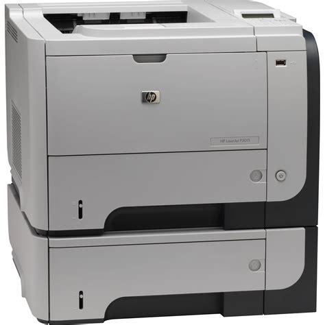 Printer Hp Laserjet Network used hp laserjet enterprise p3015x network laser printer