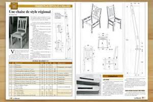 fabriquez vos chaises m 233 thodes et techniques boutique