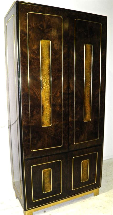 Lighted Bar Cabinet Vintage 1980 S Romweber Lighted Bar Cabinet Collectors Weekly