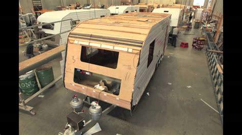 Make Your Own Floor Plans time lapse caravan construction video concept caravans