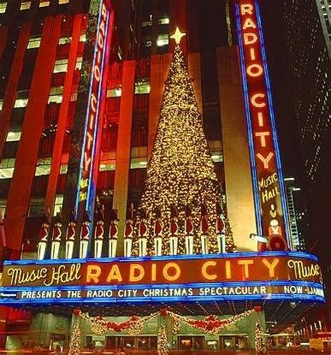 nycdata christmas spectacular at radio city music hall
