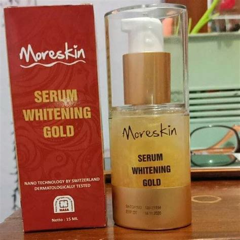 Serum Nasa moreskin serum gold nasa official