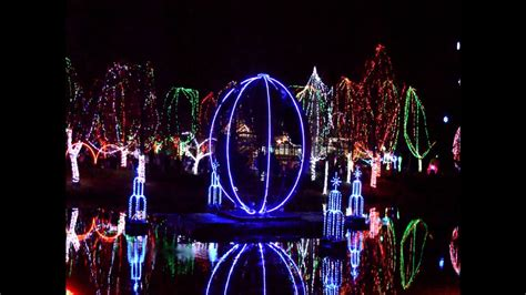 columbus zoo lights hours wildlights at the columbus zoo 2012