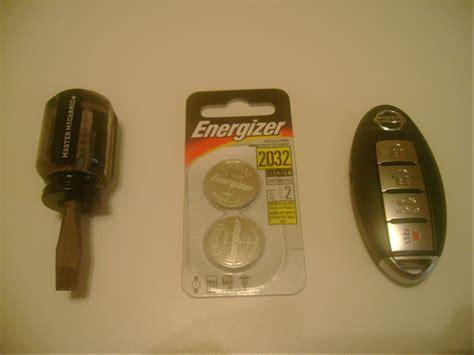 nissan key battery replacement cardomain com1 keyfob 2 cr 2023 battery