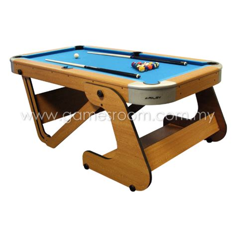 Folding Pool Table 6ft 6ft 6in Supersize Folding Pool Table