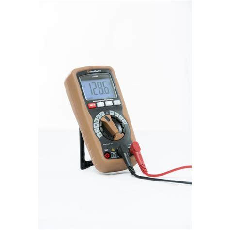 capacitance meter lowes shop southwire digital multimeter meter at lowes