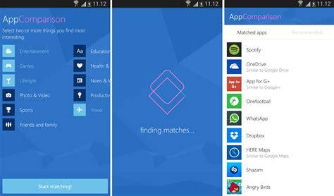 microsoft windows mobile app store appcomparison microsoft 180 s new app motivates users to
