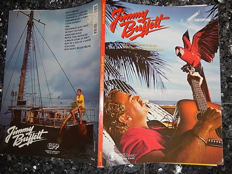 jimmy buffet greatest hits jimmy buffett songbook guitar tab songs you by