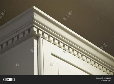 sophisticated crown moulding with dentil in kitchen solid wood kitchen cabinet crown moulding dentil detail
