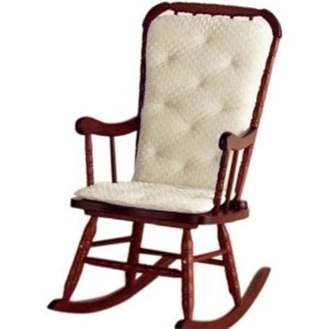 Rocking Chair For Adults by Cherry Finish Rocking Chair Baby Best